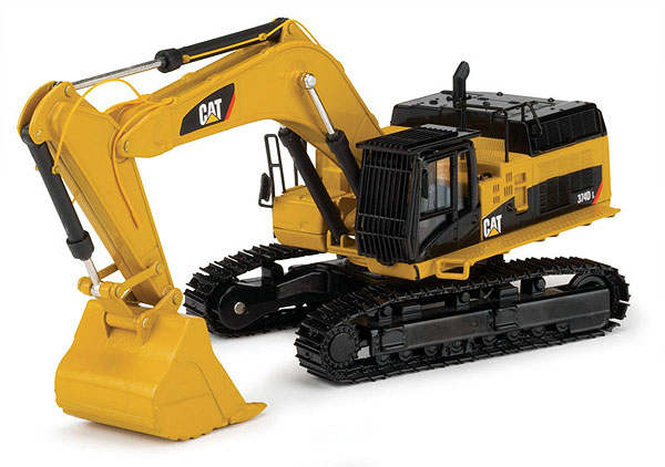 Caterpillar 374DL Hydraulic Excavator (1:50)