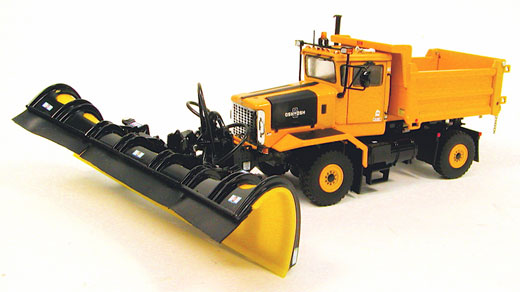 Oshkosh P Series 2-Axle Plow (1:50)