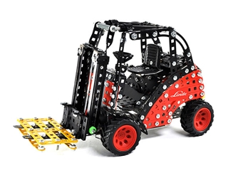 Linde Forklift Truck - Construction Set (1:16)