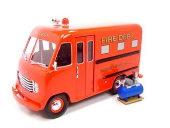 1950 Ford Step Van (1:24)