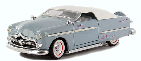 1949 Ford Convertible (1:24)