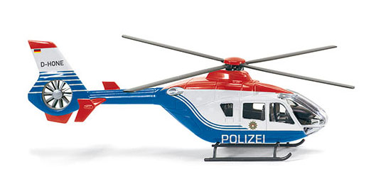 Police Helicopter -