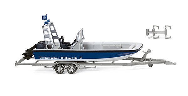 THW - Lehmar MZB 72 Multi-Purpose Boat