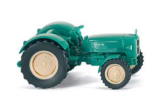 1960-1962 - MAN 4R3 Tractor