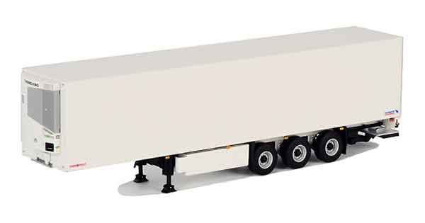 3-Axle Thermoking Reefer Trailer (1:50)