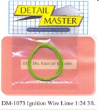 Lime Ignition Wire