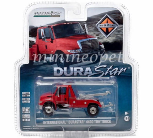 %2713 Int%27l Tow Truck Red/Sil