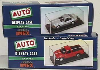 Car Case Clear Base 1:25