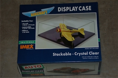 Airplane Case Clear Base