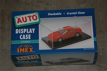 Car Case Black Base (1:18)