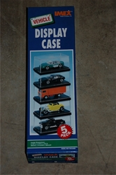 1:64 Display Case 5pk