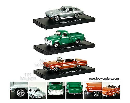 Drivers Release 20 (1:64 scale diecast model car, Assorted Colors.)