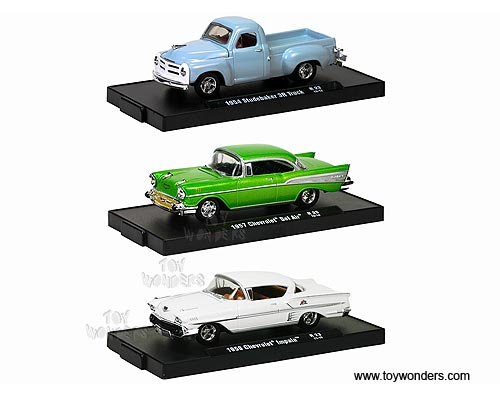 Drivers Release 23 (1:64 scale diecast model car, Assorted Colors.)