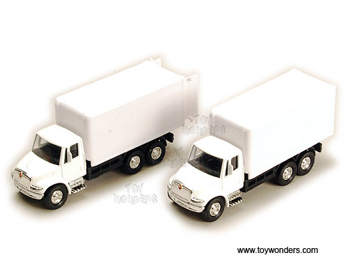 "International Delivery Box Truck (5.25"", White)"