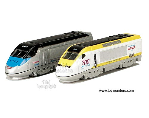"Express Loco (7"", Assorted Colors.)"