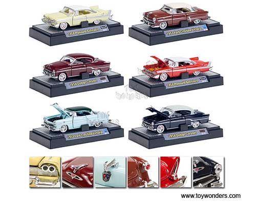 Hentics - Release 7 (1:64 scale diecast model car, Assorted) - Price is for one car