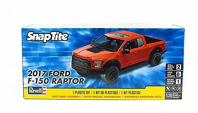 17 Ford F-150 Raptor (1:25), Revell Item Number RMX1985