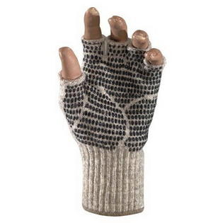 Fox River Gripper Fingerless Glove, Medium, by FoxRiver, Item Number FOX-9591-06120-M