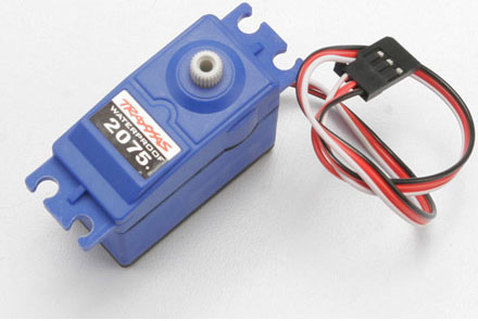 Digital High Torque Servo, Traxxas Radio Control Item Number TRX2075
