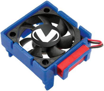 Cooling Fan Velineon ESC, Traxxas Radio Control Item Number TRX3340