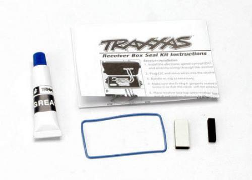 Seal Kit - Receiver Box (Included), Traxxas Radio Control Item Number TRX3629