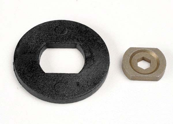 Brake Disc/Shaft Adapter, Traxxas Radio Control Item Number TRX4185