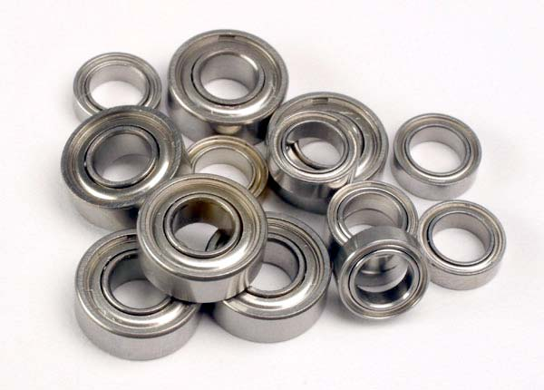 Ball Bearings 5x11x4mm (6) 5x8x2.5mm (8)