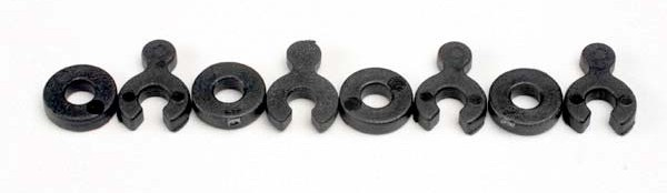 Caster Spacers w/Shims T-Maxx 2.5 (4), Traxxas Radio Control Item Number TRX5134