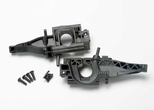 Rear Bulkhead Set Revo, Traxxas Radio Control Item Number TRX5329