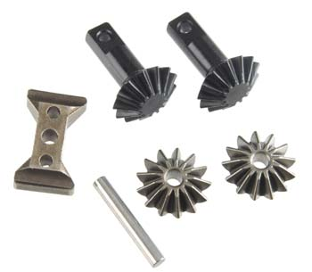 Differential Gear Set Revo/E-Maxx, Traxxas Radio Control Item Number TRX5382X