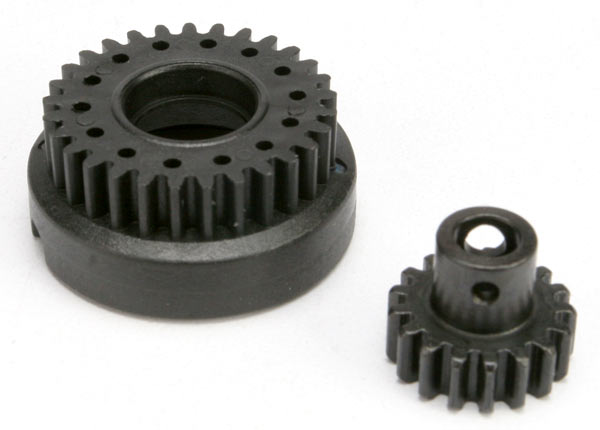 2-Speed Gear Set Jato, Traxxas Radio Control Item Number TRX5585