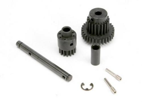 Single Speed Conversion Kit (Eliminates The 2-Speed Makes Jato Race Legal)., Traxxas Radio Control Item Number TRX5593X