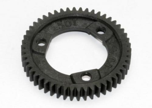 Spur Gear, 50-Tooth (0.8 Metric Pitch, Compatible With 32-Pi