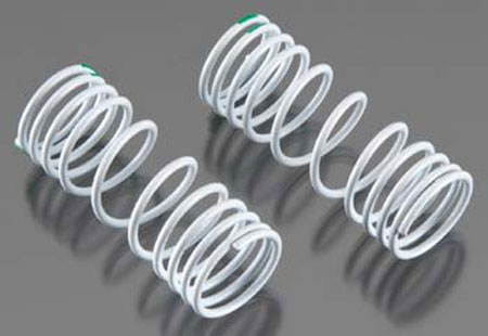 Springs, Front (Progressive, -10% Rate, Green) (2), Traxxas Radio Control Item Number TRX6862