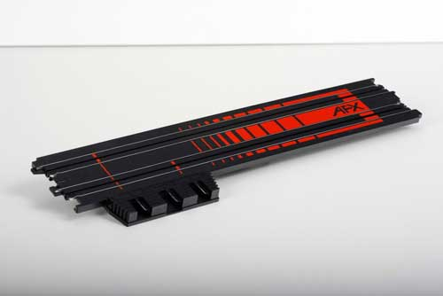 "15"" Straight Terminal Track (1:64), AFX Slot Car Racing Item Number AFX8627"
