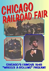 Chicago Railroad Fair (DVD), Non-Fiction Video Aviation DVDs Item Number DV408