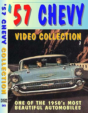 57 Chevy Collection (DVD), Non-Fiction Video Aviation DVDs Item Number DV502