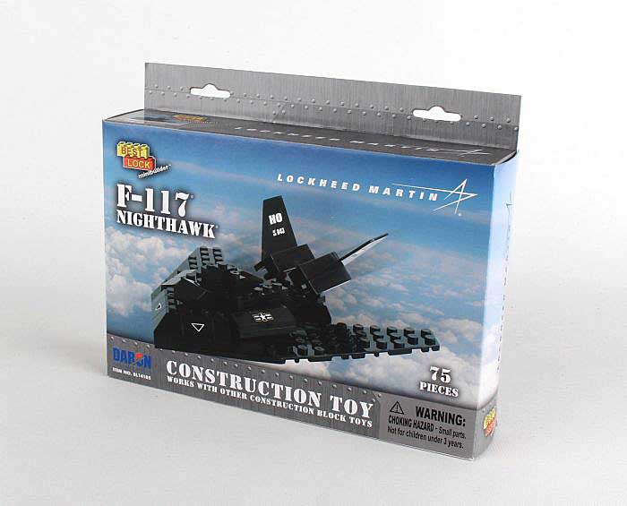 F-117 74 Piece Construction Set, Best Lock, Item Number BL14185