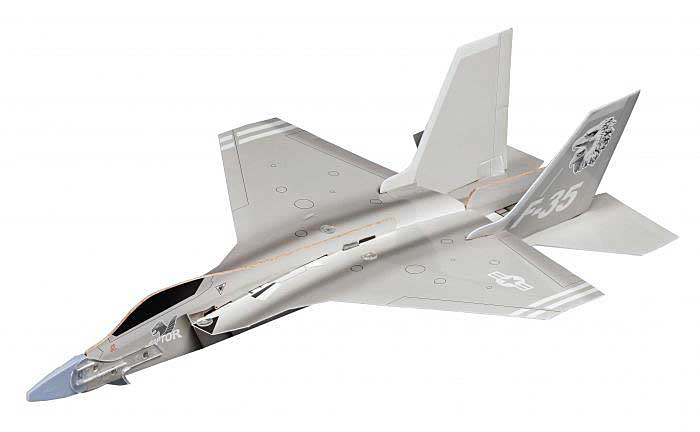 F-35 Glider by Lyonaeec Item Number LY01102