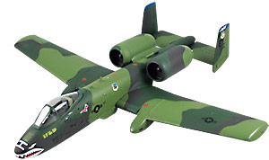 A-10 Thunderbolt II (1:72), Smithsonian Replica Series Item Number SL-A10