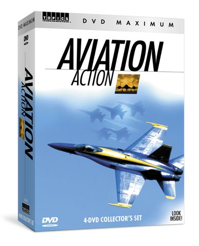 Aviation Action (DVD)