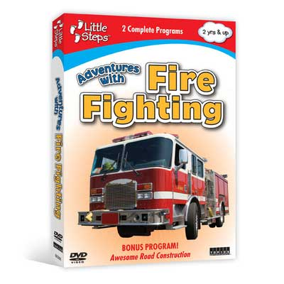 Adventures with Fire Fighting (DVD)