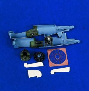 F-4U Corsair Detail Set 1:48