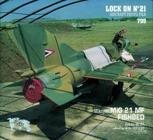 Mig-21 Fishbed Lock On #21