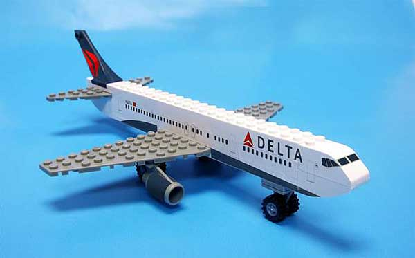Delta 55 Piece Construction Toy