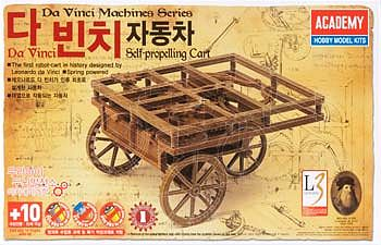 Da Vinci Self-Propelling Cart