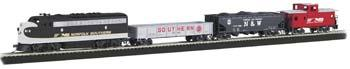 Thoroughbred Train Set (HO), Bachmann Model Trains Item Number BAC691