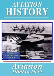 Aviation History: 1909-1936, Non-Fiction Video Aviation DVDs Item Number DV506
