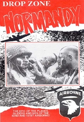 Drop Zone Normandy, Non-Fiction Video Aviation DVDs Item Number DV587
