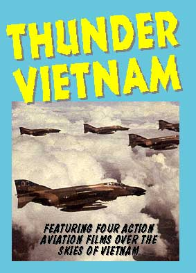 Thunder Vietnam, Non-Fiction Video Aviation DVDs Item Number DV803
